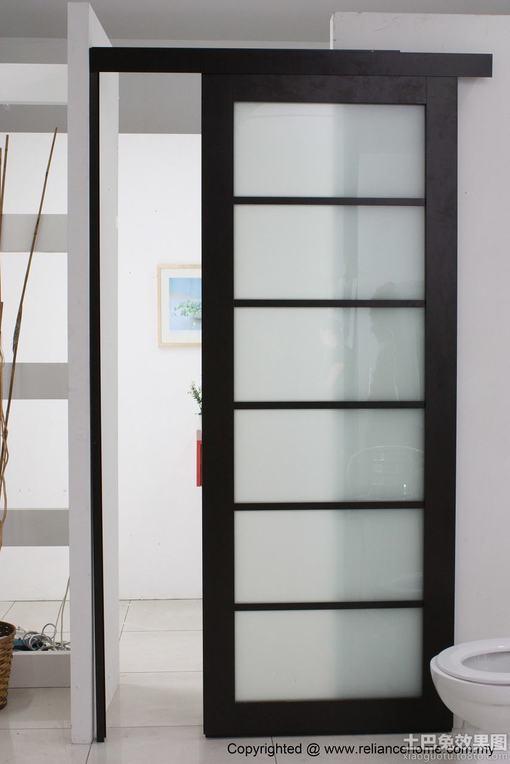 简单装修 洗手间门效果图 hao123网址导 高清图片