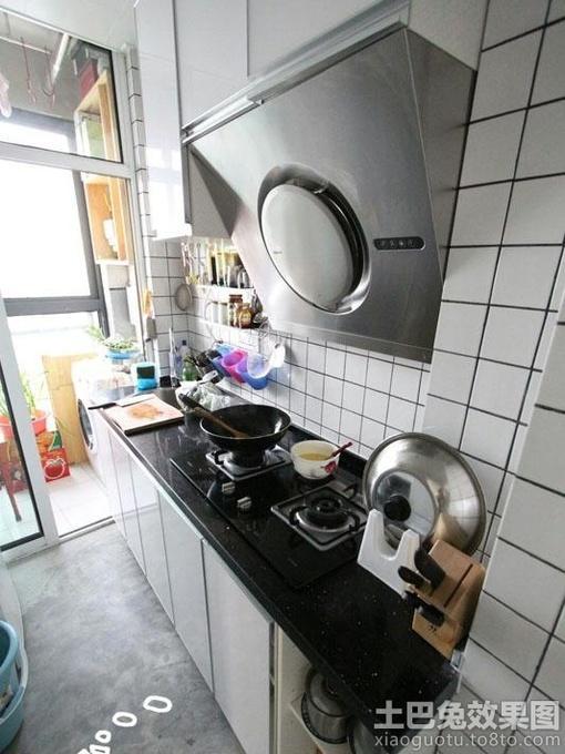 小户型厨房大理石台面效果图 hao123网