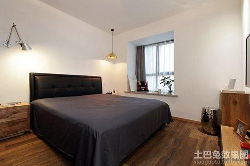 9平米 现代简装卧室装修效果图 图片 hao123网