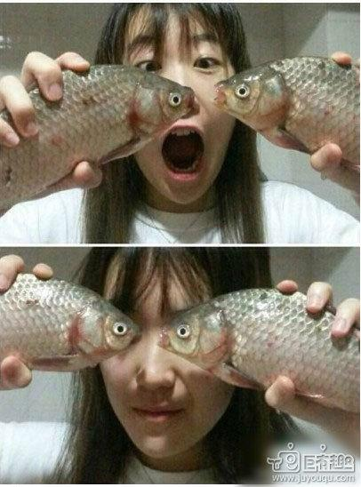 尼玛,传说中的死鱼眼。。。。(图)