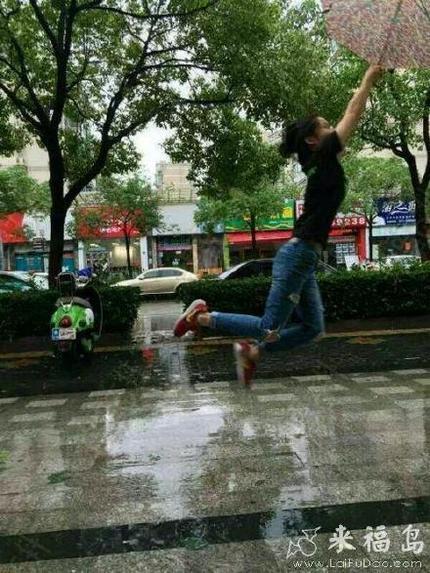 台风来了,我想飞的更高